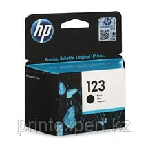 HP F6V17AE HP 123 Black Ink Cartridge for MFY DeskJet 2130 up to 120 pages for МФУ HP DeskJet 2130 All-in-One