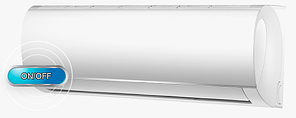 Кондиционер Midea: MSMA-07HRN1-C серия Blanc (без инсталляции), фото 3