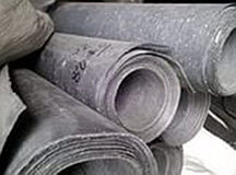 Паронит ПОН -Б толщина 1,0 мм размер 1*1,5