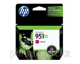 HP CN047AE Magenta Ink Cartridge №951XL for Officejet Pro 8100 ePrinter /Officejet Pro 8600 e-All-in-One, up t, фото 2
