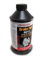 Toyota Brake Fluid Dot-3 0,5l