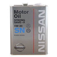 Nissan Strong Save X 5W30