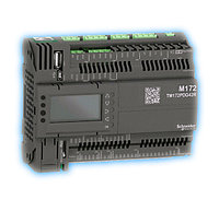 Modicon M172 Performance Display 28 I/Os, Modbus, Solid State Relay