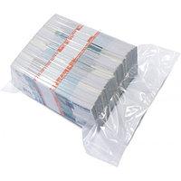 Пакеты для упаковки денег  22*30