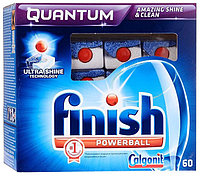 FINISH QUANTUM POWERBALL таблетки 60 шт для посуд. машин