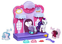 Hasbro My Little Pony Стильная Рарити с подиумом