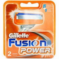 Лезвия Gillette Fusion Power 2 шт оптом