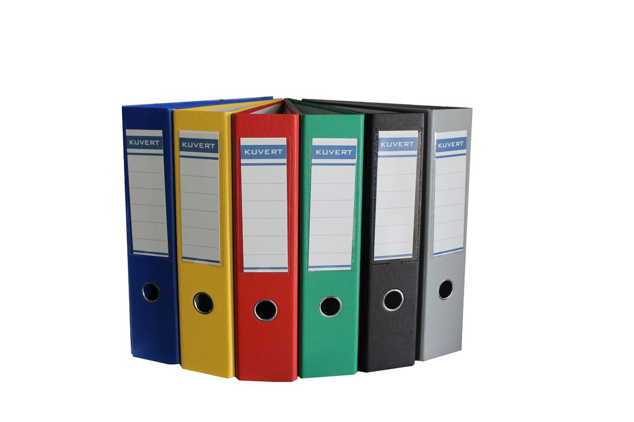 Папка-регистратор Kuvert, 5 см