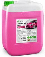 "Активная пена ""Active Foam Pink"" (канистра 23 кг) GRASS"
