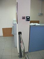 Установка биометрической системы учета рабочего времени и контроля доступа 4