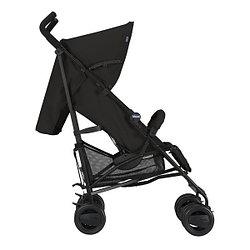 Прогулочная коляска Chicco London Matrix черная