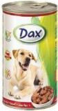 Dax Chunks Dog beef Влажный корм Дакс для собак Говядина, 1240г