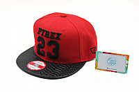 SNAPBACK Pyrex Red 23