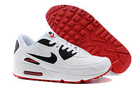 "Кроссовки Nike Air Max 90 Essential ""White Red Black"" (37-44), фото 1"