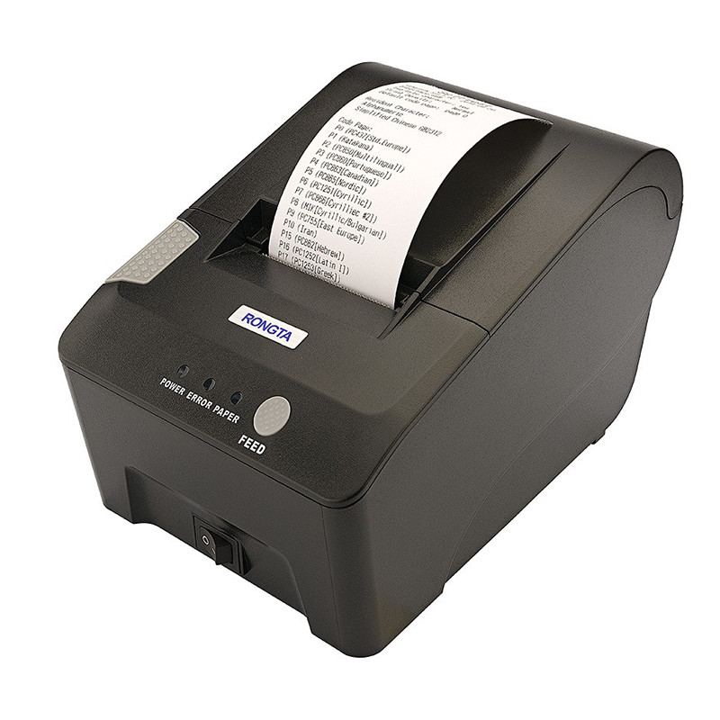 Принтер чеков Rongta RP58 U