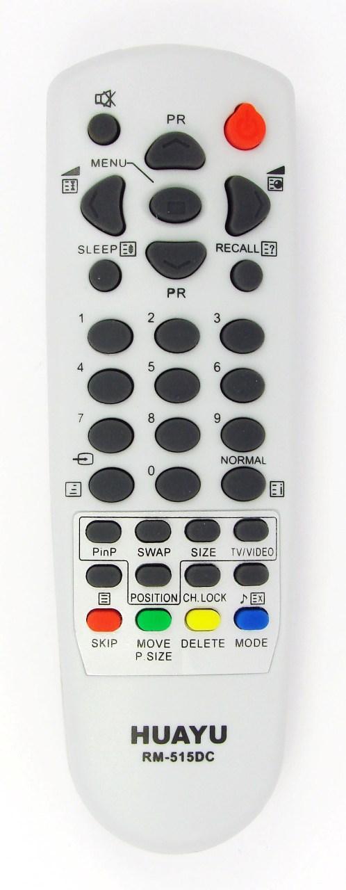 Пульт для телевизора DAEWOO (HUAYU) RM-515DC универсальный