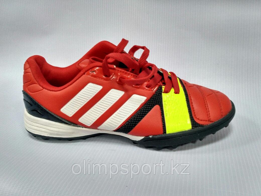 Обувь для футбола, шиповки,детские сороконожки  Adidas