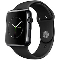 Apple Watch 42mm Space Black Stainless Steel MLC82