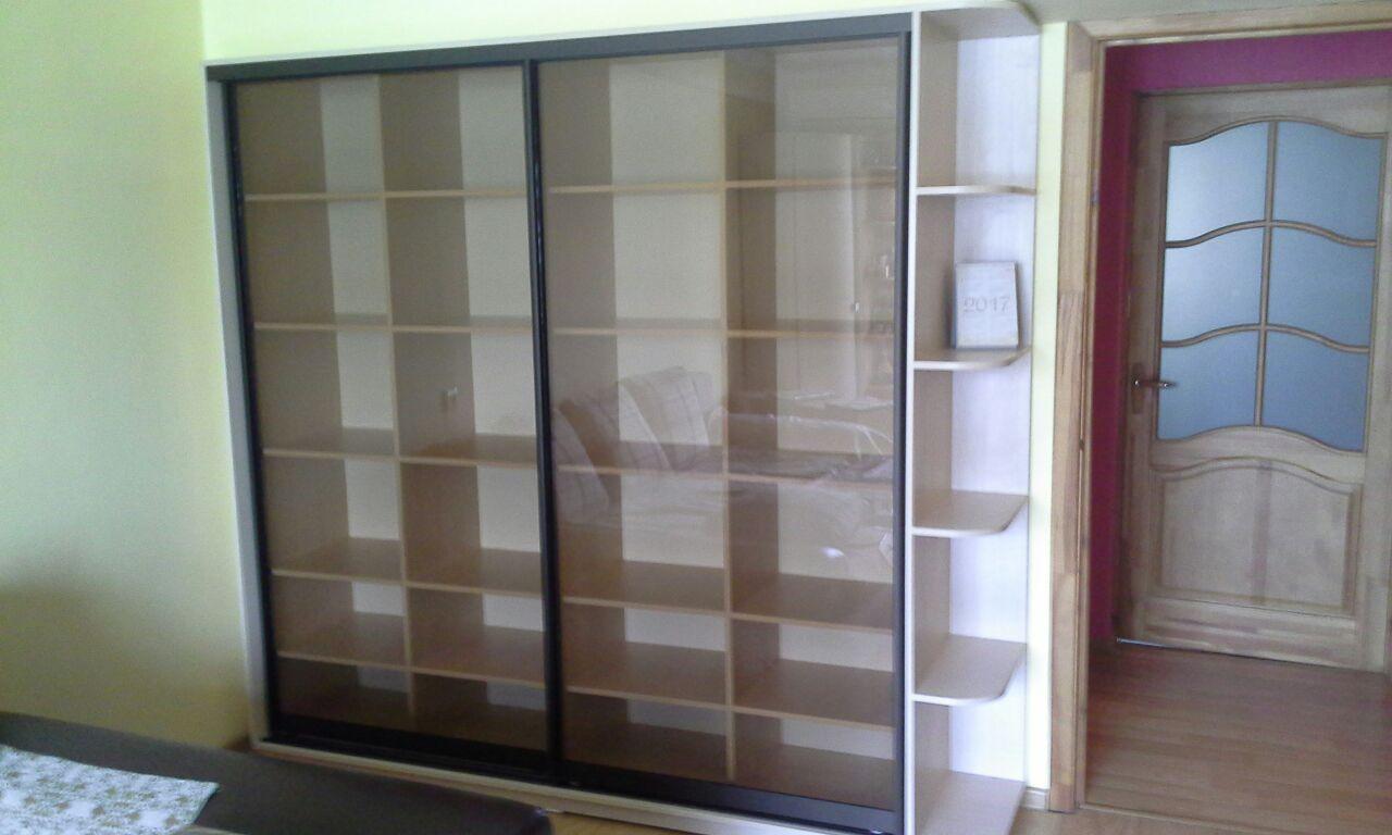Шкаф книжный (купе)