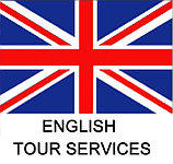 Tourist services in English