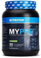 MyProtein MyPre Lemon and Lime 500g.