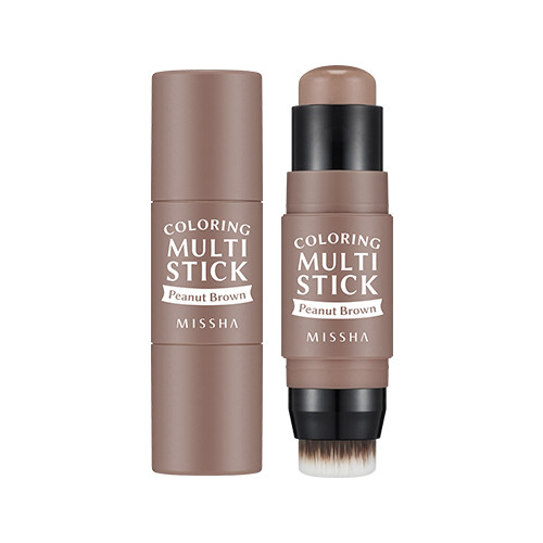 Бронзатор MISSHA Coloring Multi Stick (BR02/Peanut Brown)
