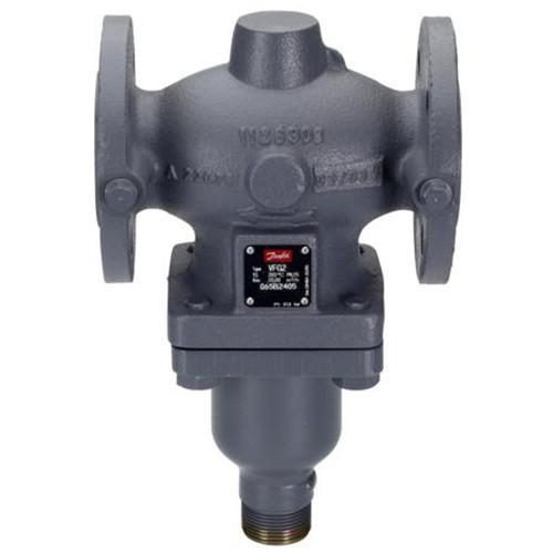 Универсальный клапан VFG2,фланцевый