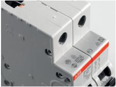 ABB, Знаки сертификации на корпусе автоматических выключателей