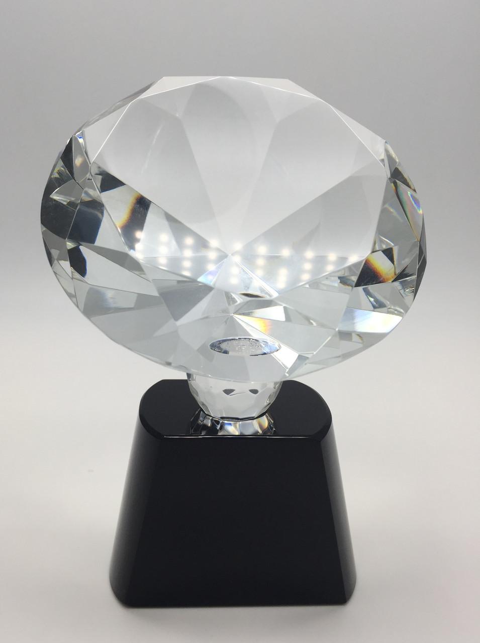 Стелла наградная, стеклянная (G08)