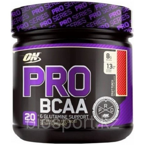 Аминокислоты BCAA Pro - 390 грамм (Optimum Nutrition)