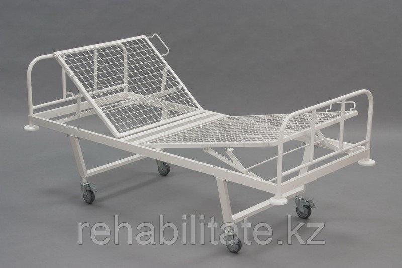 Кровать двухсекционая механическая МСК -102