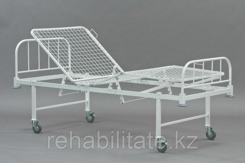 Кровать четырехсекционная с тремя регулируемыми секциями КМФ1-9-3-3-Г (КФ4-01)