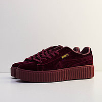 Сникеры Puma Creeper Velvet by Rihanna
