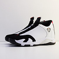 "Кроссовки Air Jordan XIV(14) ""Black Toe White"", фото 1"