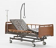 Медицинская кровать для больных с переломом шейки бедра с регулировкой высоты E-31 WOOD (Сигма-31) , фото 1