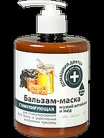 Домашний Доктор бальзам-маска Стимулирующая для стимулирования роста волос и укрепления волосяных луковиц