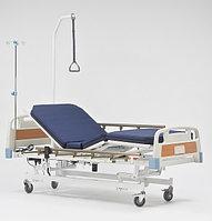 Кровать медицинская трёхфункциональная с электрическими приводами RS 201, фото 1