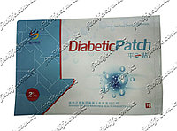 Пластырь от сахарного диабета Diabetic Patch