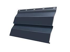Сайдинг металлический Ral7024 (серый глянец)