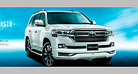 "Обвес ""Modelista"" (пластик) для Toyota Land Cruiser 200 2016+"