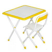 Набор мебели Дэми желтый