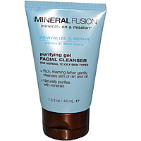Очищающая пенка для лица Mineral Fusion Purifying Gel Facial Cleanser (44 ml)