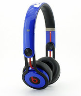 Наушники Monster Beats by Dr Dre Mixr Blue оптом