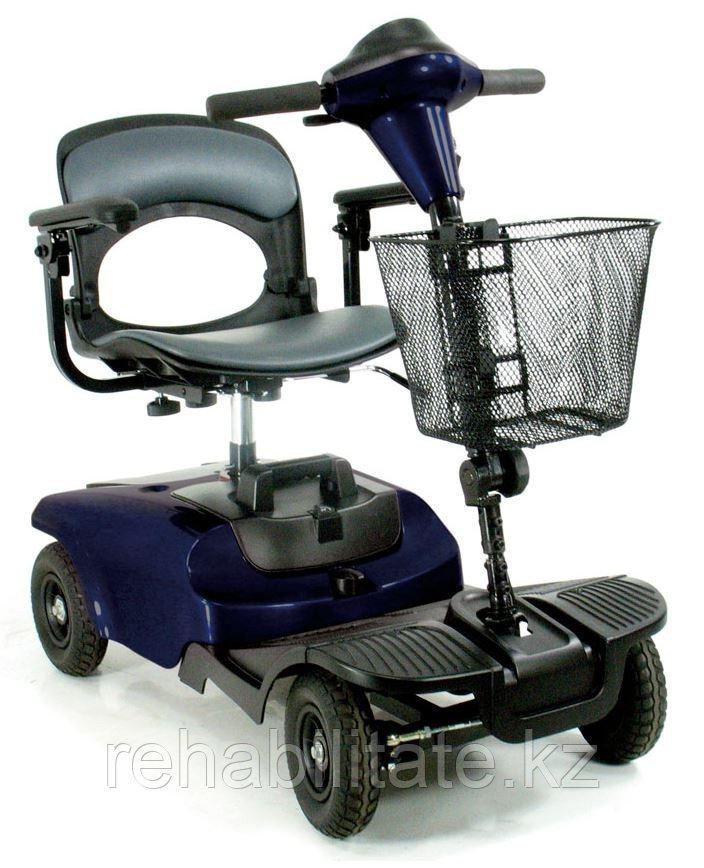 Электрический инвалидный скутер Vermeiren Antares 4 Бельгия