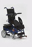 Кресло-коляска с электроприводом и вертикализатором FS 129, фото 1