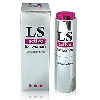 Спрей для женщин Lovespray Active стимулятор 18 гр