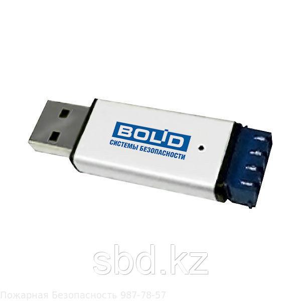 Преобразователь интерфейсов USB-RS232