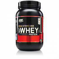 Протеин 100% Whey Gold Standart - 0,9 кг (Optimum Nutrition) Шоколад