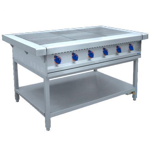 Электрическая плита Abat 6-конфорочная ЭП-6П
