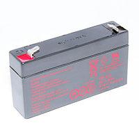 Аккумулятор GP 613 6В 1,3Ач, 97х25х52